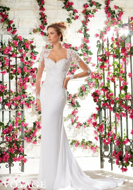 Voyage by Madeline Gardner 6795 Wedding Dress photo