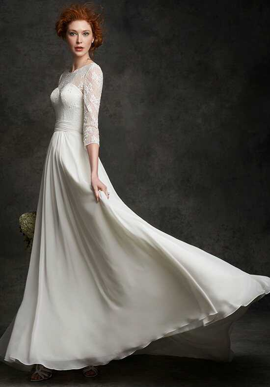 Ella Rosa: Gallery GA2248 A-Line Wedding Dress
