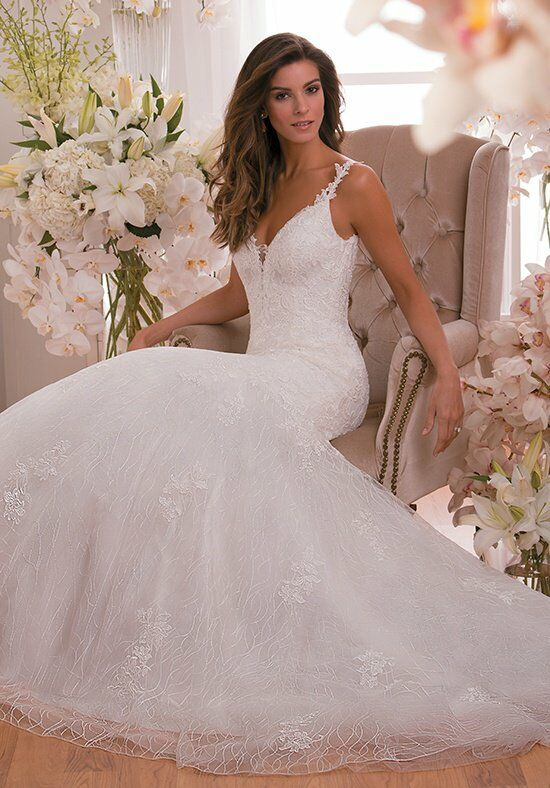 Jasmine Collection F171005 Wedding Dress The Knot