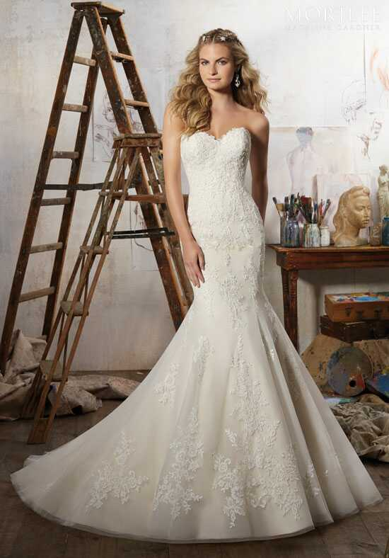 Morilee by Madeline Gardner Magnolia/8109 A-Line Wedding Dress