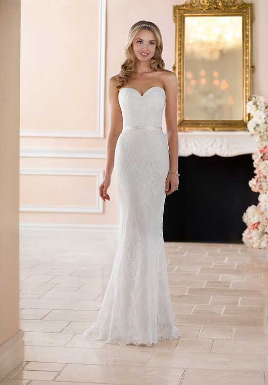 Stella York 6350 Sheath Wedding Dress