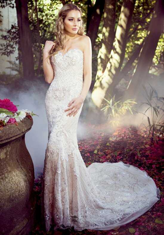 Ysa Makino KYM60 Sheath Wedding Dress