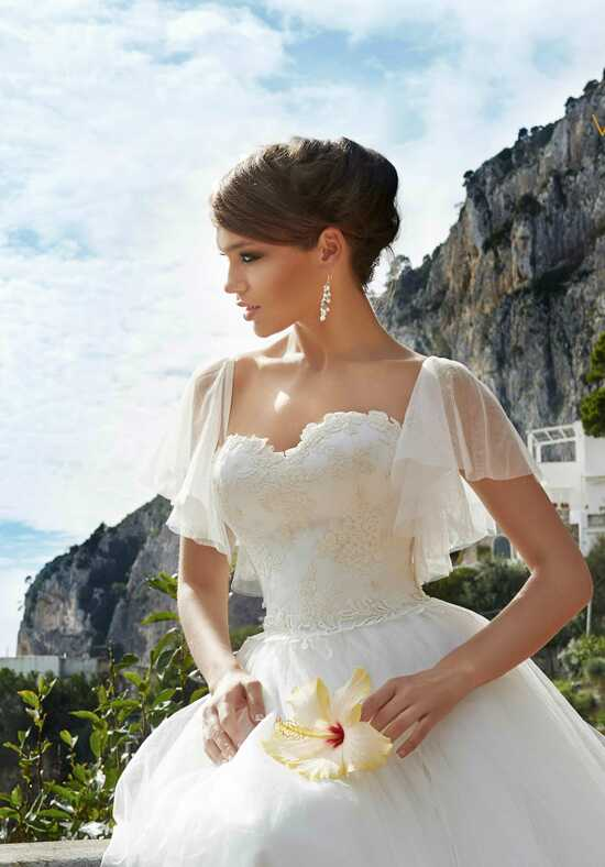 Capri Penelopa A-Line Wedding Dress