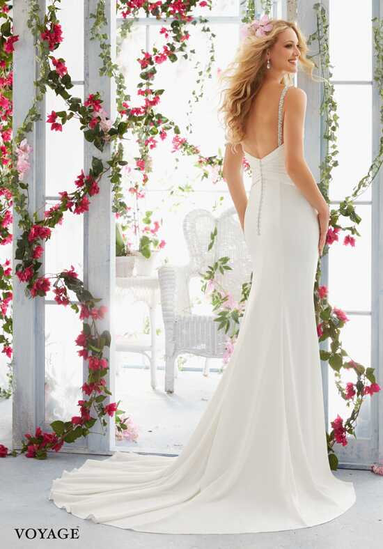 voyage madeline gardner wedding dress knot