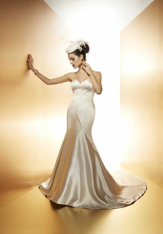Matthew Christopher Vivian Wedding Dress