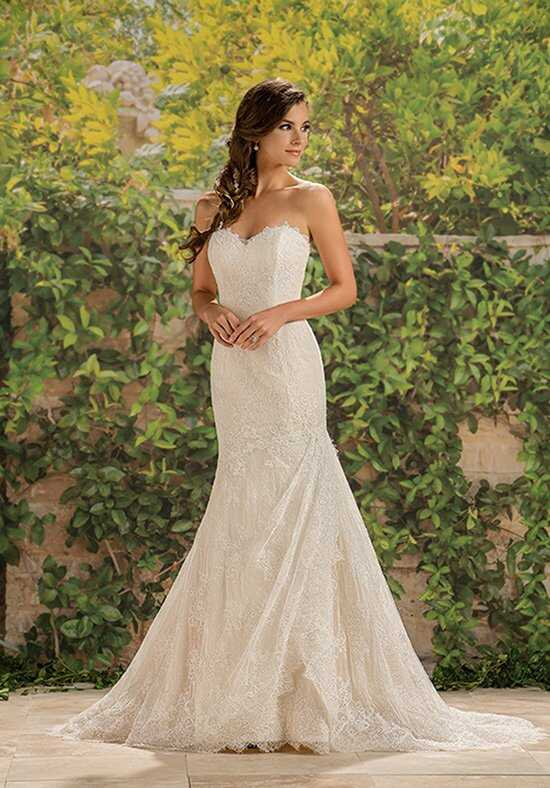 Jasmine Collection F181012 Mermaid Wedding Dress