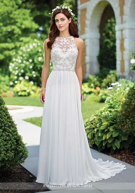 Enchanting by Mon Cheri 117174 A-Line Wedding Dress