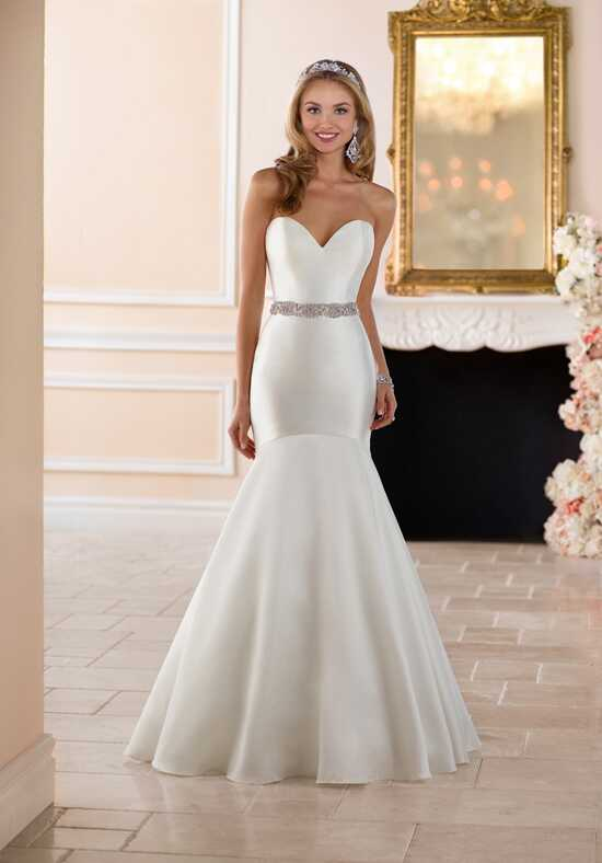 Stella York 6390 Mermaid Wedding Dress
