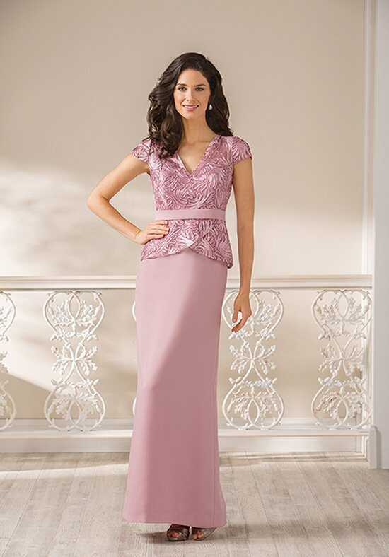 Jade J185016 Pink Mother Of The Bride Dress