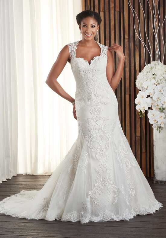 Bonny Bridal 719 Mermaid Wedding Dress