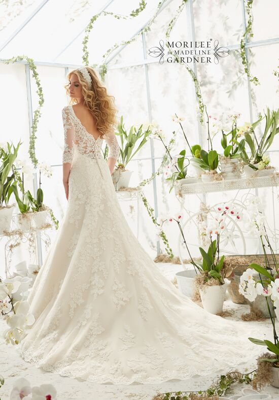 Morilee by Madeline Gardner 2812 A-Line Wedding Dress