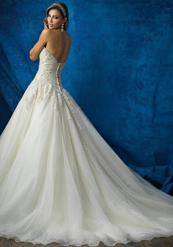 Allure Bridals 9369 Ball Gown Wedding Dress