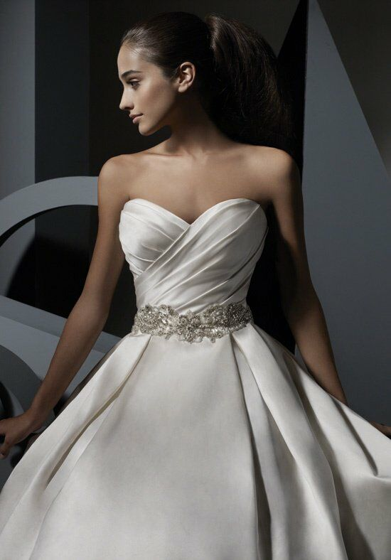 Private Collection by Alfred Angelo 2390 Paulina Wedding Dress - The ...