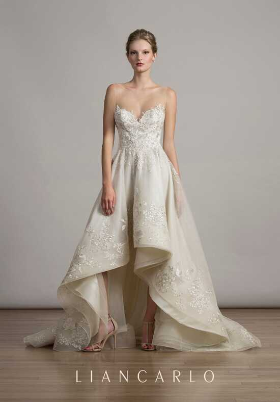 LIANCARLO 6867 Ball Gown Wedding Dress