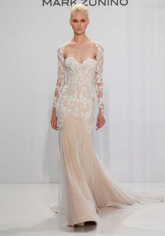 Mark Zunino for Kleinfeld 197 Mermaid Wedding Dress