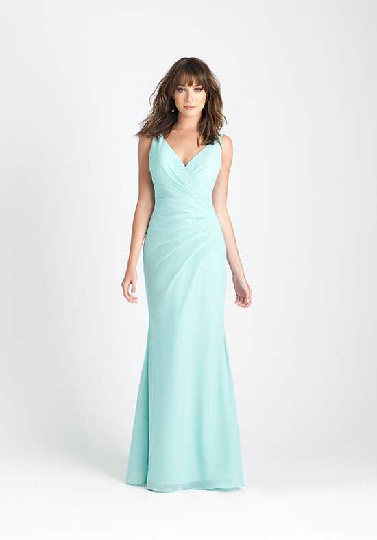 Allure Bridesmaids 1501 V-Neck Bridesmaid Dress