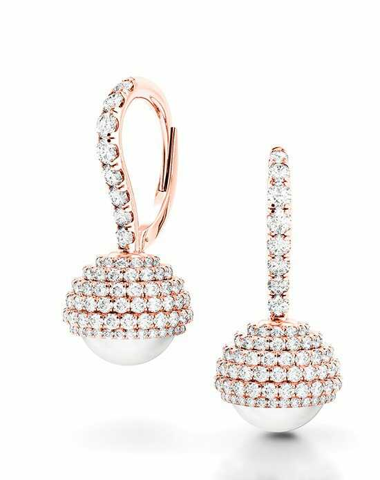 Danhov Fine Jewelry Trenta-TRH100 Wedding Earring photo