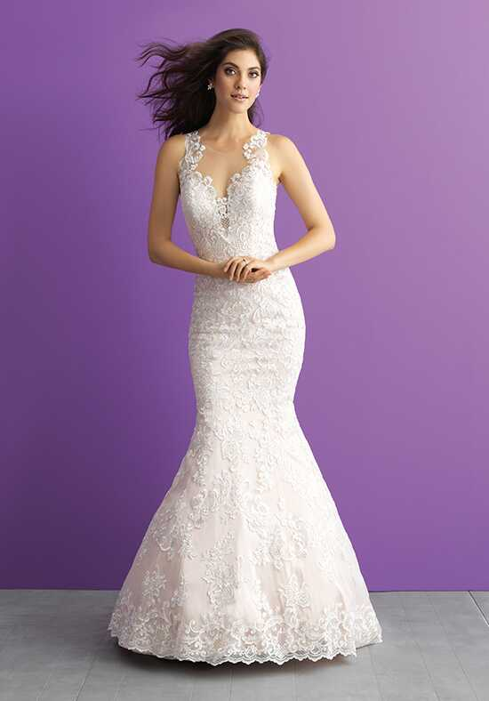 Allure Romance 3016 Mermaid Wedding Dress