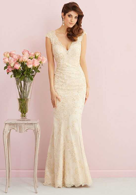 Allure Romance 2758 Sheath Wedding Dress