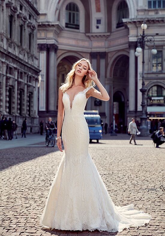 Eddy K MD202 Mermaid Wedding Dress