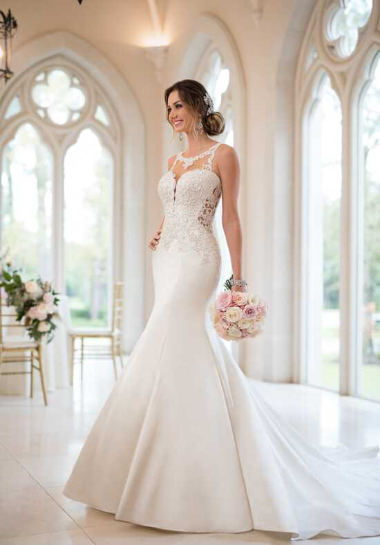 Stella York 6473 Mermaid Wedding Dress