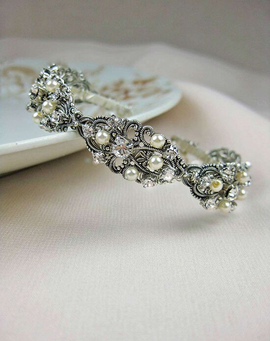 Everything Angelic Claudia Cuff Bracelet - b196 Wedding Bracelet photo