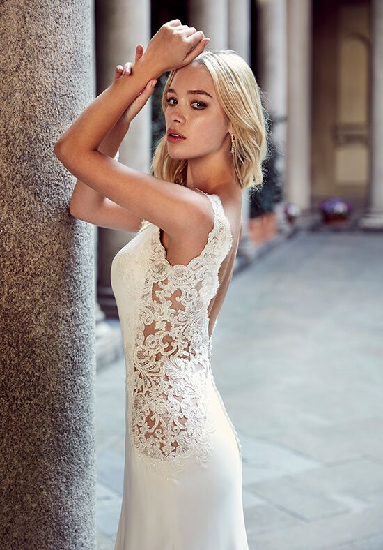 Milano Collection by Eddy K MD228 Wedding Dress The Knot