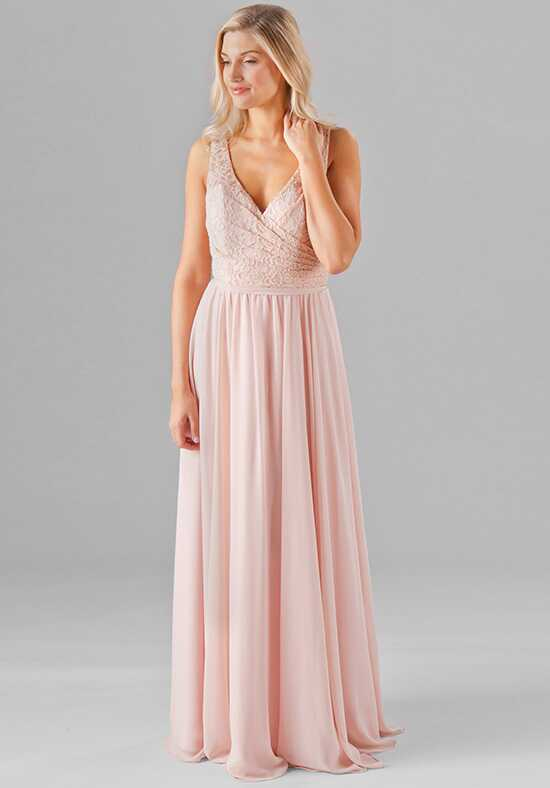 Kennedy Blue Brooke V-Neck Bridesmaid Dress