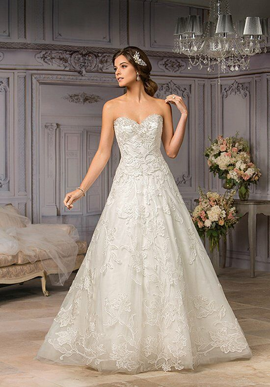 Jasmine Couture T182013 Ball Gown Wedding Dress