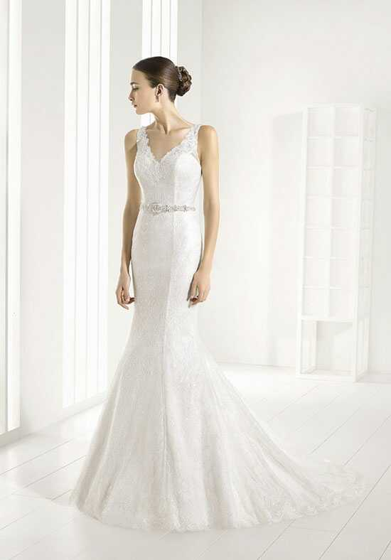 Adriana Alier JAZZ Mermaid Wedding Dress