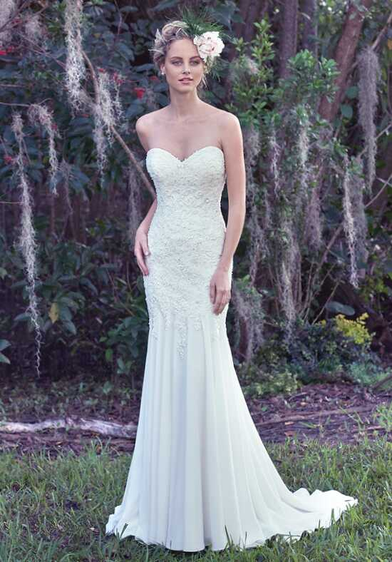 Maggie Sottero Lana Sheath Wedding Dress