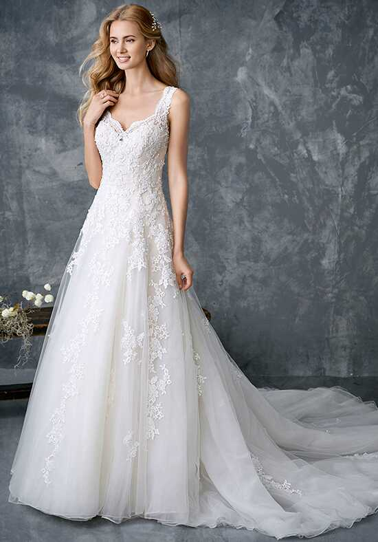 Kenneth Winston 1769 A-Line Wedding Dress