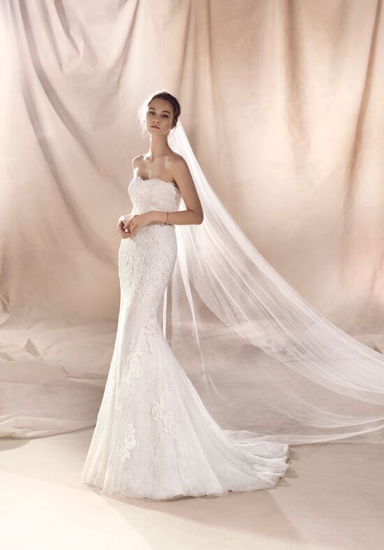 Wedding Dress Websites With Prices : White one selene wedding dress the knot