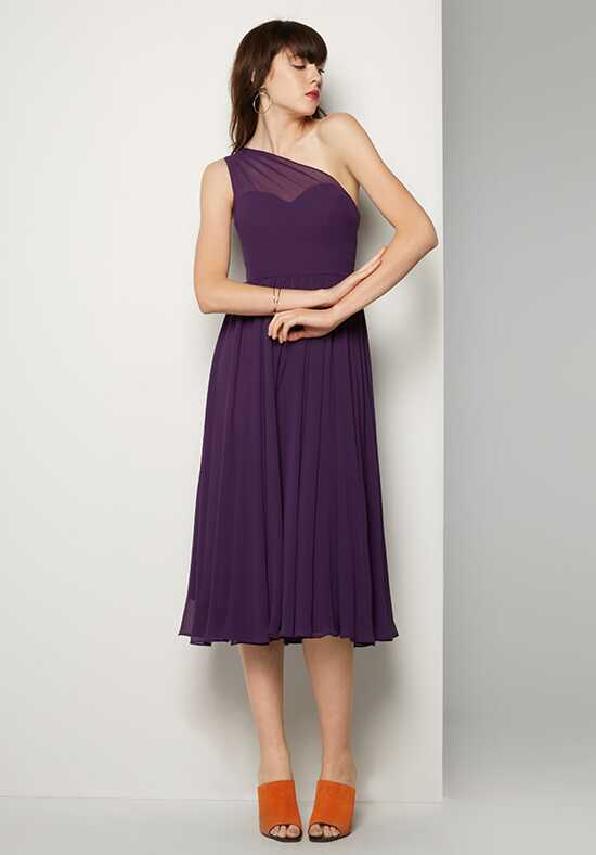 Fame and Partners Bridesmaid Leilani One Shoulder Bridesmaid Dress