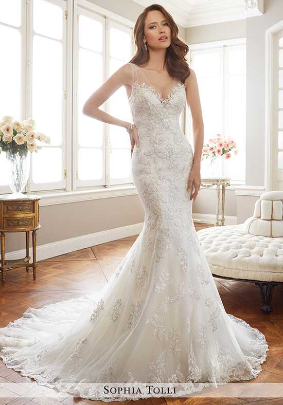Sophia Tolli Y11712 Monaco Mermaid Wedding Dress