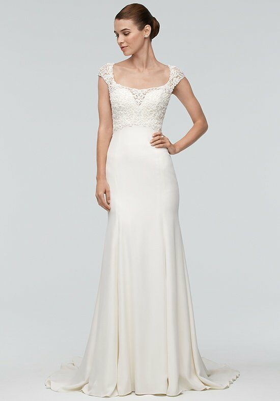 Watters Brides Jacquelina 9064B Sheath Wedding Dress