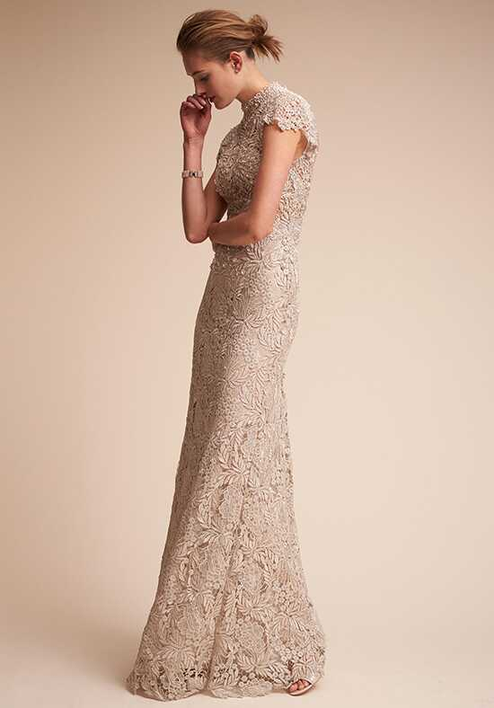 BHLDN (Mother of the Bride) Alessandra Silver Mother Of The Bride Dress