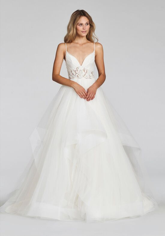 Blush by Hayley Paige Dallas-1705 Ball Gown Wedding Dress