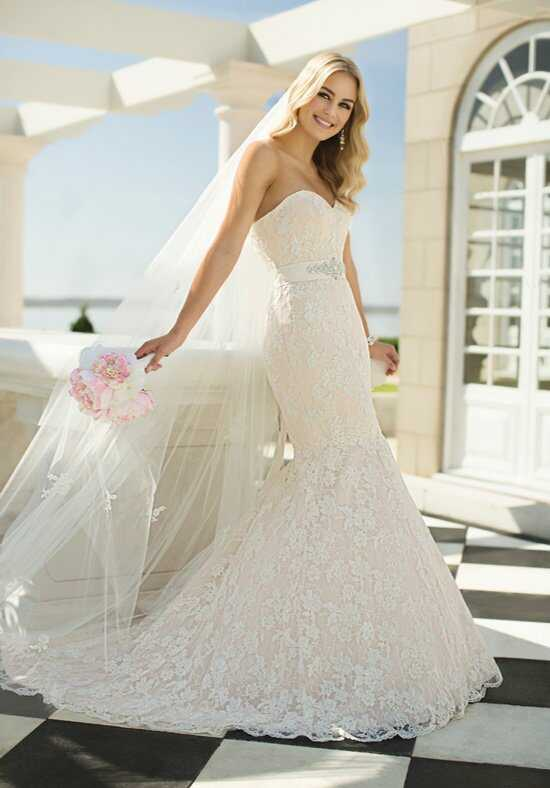 Stella York 5865 A-Line Wedding Dress