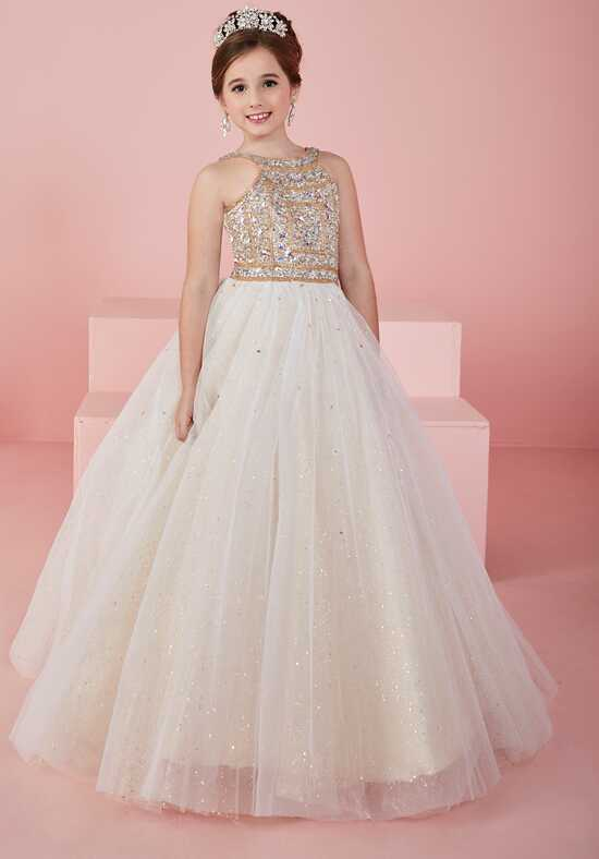 Tiffany Princess Style 13462 Flower Girl Dress