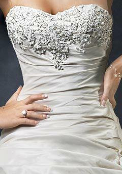 Maggie Sottero Sabelle A Line Wedding Dress