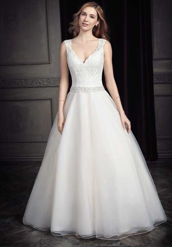 Kenneth Winston: Ella Rosa Collection BE348 Ball Gown Wedding Dress