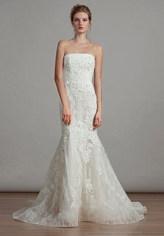 LIANCARLO 6891 Mermaid Wedding Dress