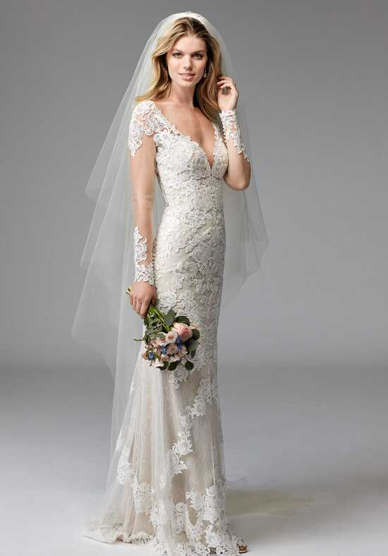 Wtoo Brides Claude 17764 Sheath Wedding Dress