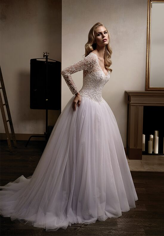 Jasmine Couture T192013 Ball Gown Wedding Dress