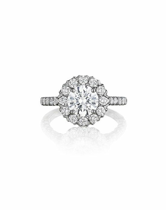 Henri Daussi BJS Wedding Ring The Knot