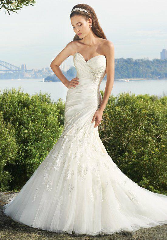 Sophia Tolli Y11317 Cashmere Mermaid Wedding Dress