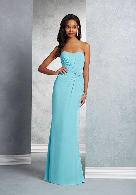 Alfred Angelo Signature Bridesmaids Collection 7405 Strapless Bridesmaid Dress