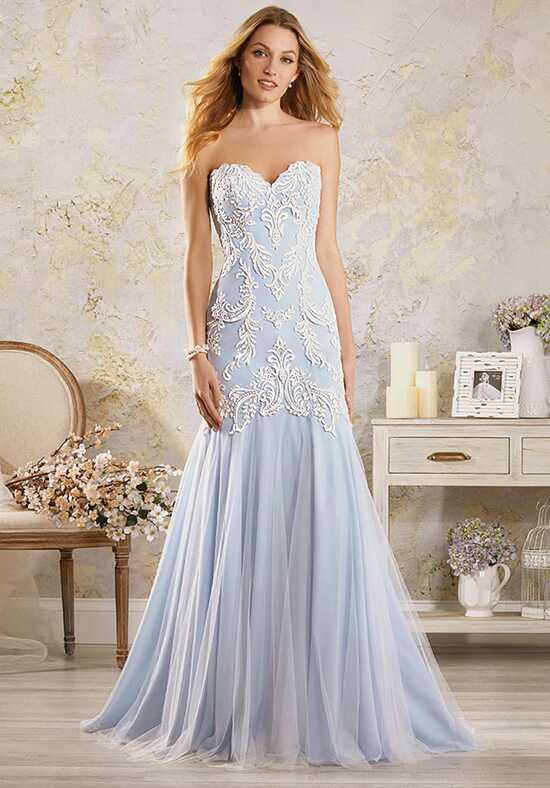Alfred Angelo Modern Vintage Bridal Collection 5004 Mermaid Wedding Dress