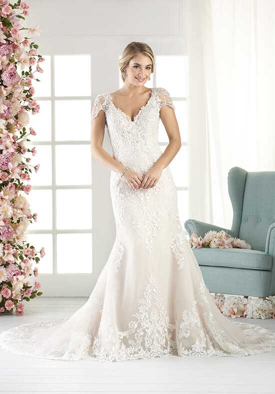 Bonny by Bonny Bridal 811 Sheath Wedding Dress